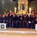 Friars Gather for Postulant Ceremony