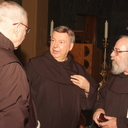 Friars Vincent, Robert (Provincial Minister), and Dominic